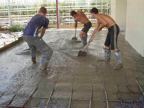 Как сделать бетон качественным