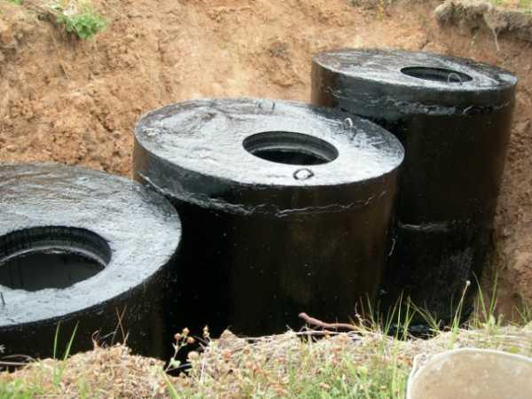 Проводим внутреннюю гидроизоляцию колодца