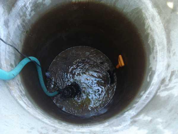 Как чистить колодец из бетонных колец своими руками 20