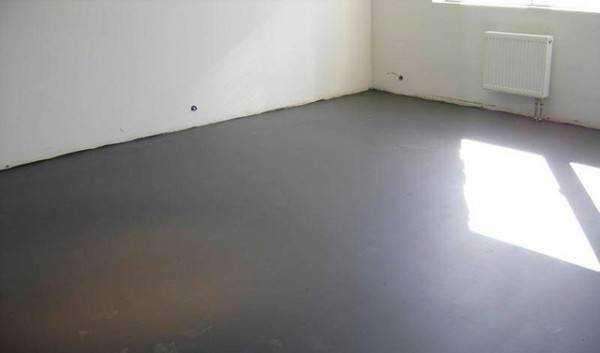Наливной пол на бетон слышимость мастика битумная нужен сертификат