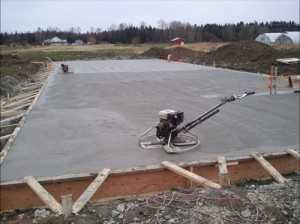 Сколько дней поливать бетон водой