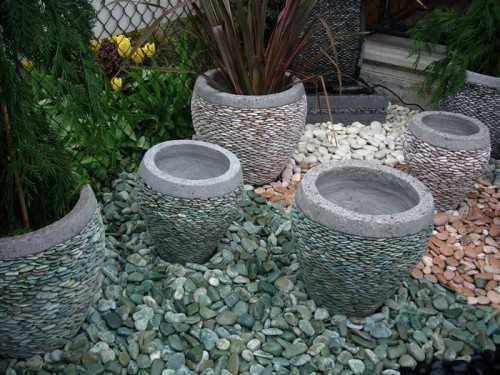 Пень из бетона своими руками 97