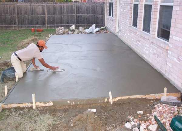 Как сделать бетон водостойкий 645