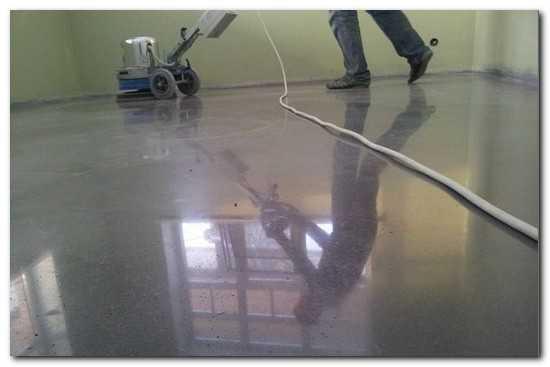 вертикальная шлифовка бетона
